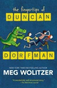 Fingertips of Duncan Dorfman