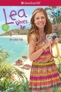 Lea Dives In, (American Girl)